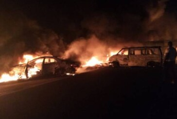 JUST IN: Another Tanker Explodes In Onitsha