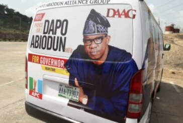 Ogun 2019: Akogun Lanre Alfred, Other Young Professionals Launch Support Group, DAAG, For Dapo Abiodun