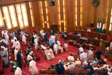 JUST IN: Senate Approves N10bn Loan For Kogi State
