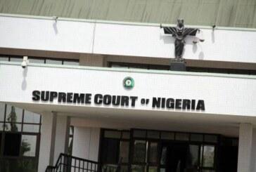 Supreme Court Strikes Out Zamfara APC Application For Judgement Review