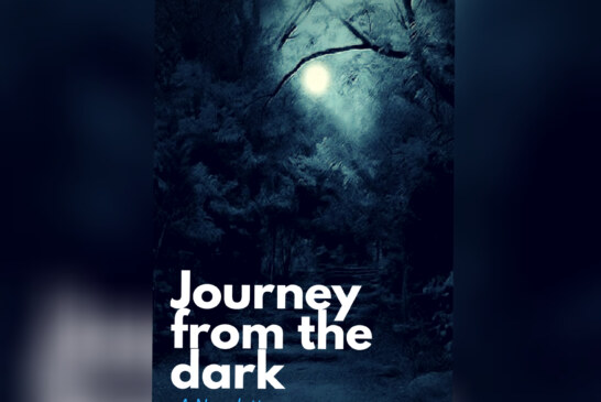 Young Nigerian Writer Launches First Novelette, 'Journey From The Dark'