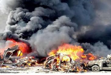 BREAKING: Explosions Rock Borno, Yobe On Election Morning