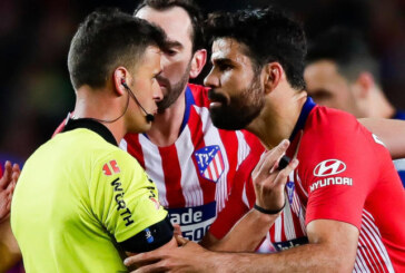 BREAKING: Diego Costa Suspended For Eight Matches For Insulting Referee