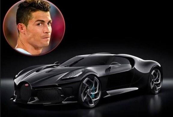 Cristiano Ronaldo Buys World's Most Expensive Car (Photos)