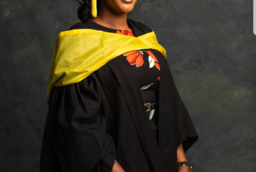 Late Actress Moji Olaiya's Daughter Graduates From Babcock University (Photos)