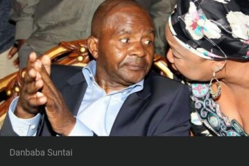 Two Years After Danbaba Suntai's death, Widow, Hauwa Marries Younger Lover