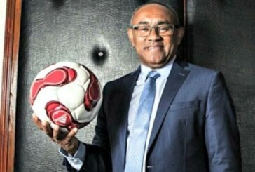 JUST IN: CAF President Ahmad Ahmad 'Arrested' In France