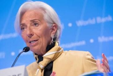 IMF MD, Lagarde Resigns