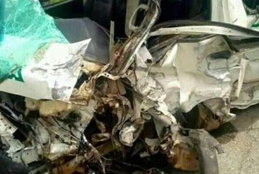One Die, Others Injured As Bus Conveying Corps Members Rams Into Trailer (Graphic Photos)