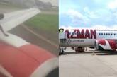 Passengers Panic As Man Climbs Aircraft At Lagos Airport