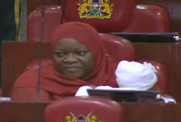 Lawmaker Kicked Out Of Parliament For Coming With Baby (Photos And Video)