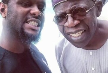 Seyi Tinubu In His Father's Shoes…May Likely Throw His Hat Into The Ring