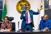 LAGOS READY TO PAY ABOVE N30,000 MINIMUM WAGE – SANWO-OLU …Labour Leaders Hail Lagos Governor For Fulfilling Promises