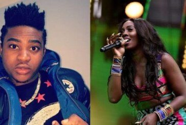 Copyright infringement: Danny Young Sues Tiwa Savage For N205m