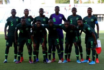 2019 FIFA U-17: Zenith Bank/NFF Future Eagles Defeat Hungary 4-2