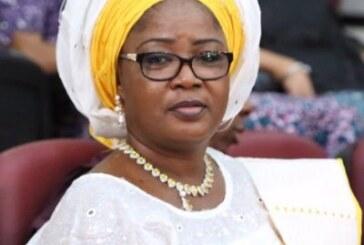 Happy Times…Iyaloja General, Folashade Tinubu-Ojo Welcomes Another Baby