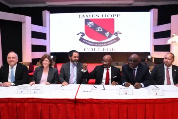 James Hope College Acquires American International School Property, Offers Full Scholarship To 40% Of Students