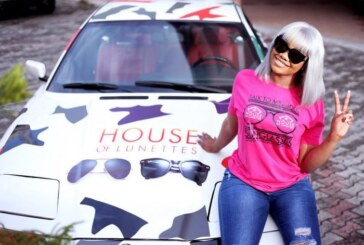 Ex-BBNaija Housemate, Tacha Signs Endorsement Deal With House Of Lunettes
