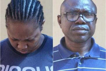 1.49m Fraud: EFCC Arrests Ex-Banker, Wife