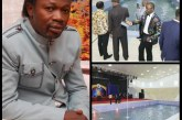 REVEALED! 'Bethesda Pool' In Pastor Iginla's Church Where Members Pay For A Holy Bath (Pictures And Video)
