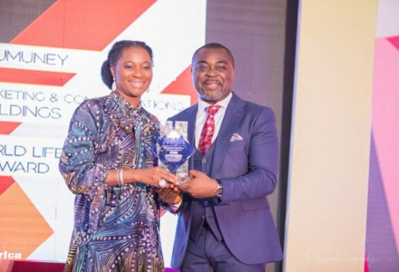 First Bank's Quiet Achiever, Folake Ani-Mumuney, Bags 'Lifetime Achievement' Award In Ghana