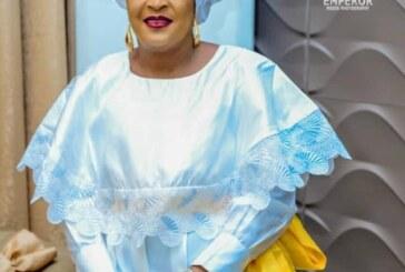 Seyi Tinubu's Prophetess Mother Bunmi Oshonike Celebrates 60th Birthday In Low Key