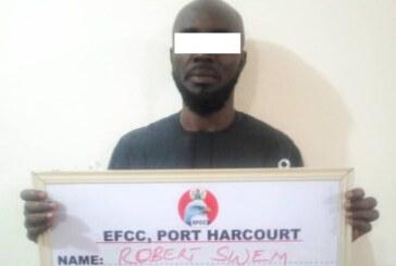 EFCC Arraigns Fake 'Ibrahim Magu' In Port Harcourt