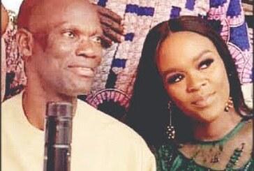 Cheering News…Lagos Chief Of Staff, Tayo Ayinde And New Wife, Doyin Welcome Baby Boy
