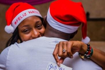 I Said Yes!…Ex-BBNaija Housemate Khafi Gets Engaged To Gedoni (PHOTOS)