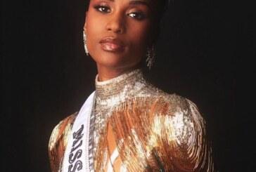 South Africa's Zozibini Tunzi Emerges Winner Of Miss Universe 2019 (VIDEO)