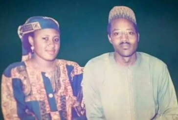Buhari Celebrates 30th Wedding Anniversary With Wife