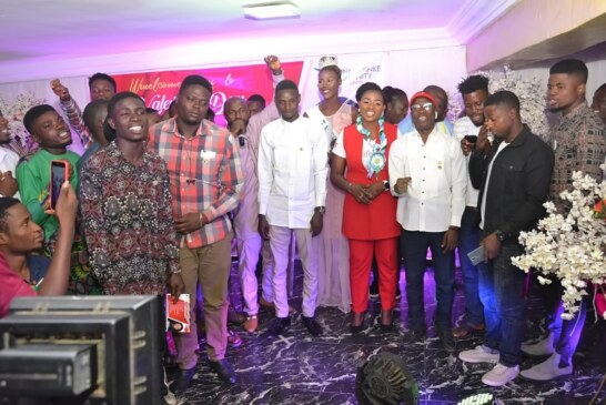 Funmilayo Waheed's FHF Hosts Powerful Valentine Hangout For Students, Others With Debbie Rise In Enthralling Performance