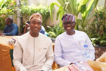 Aide leaks conversation between Sanwo-Olu and Hamzat on Lagos projects