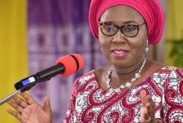 BREAKING: Governor Akeredolu's Wife, Security Aides Test Positive For COVID-19