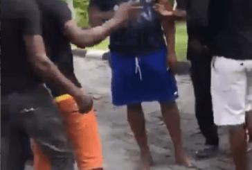 "Tijani Oniru, One Of Late Oba Of Oniru's Sons Attacked By ""Thugs"" (Video)"